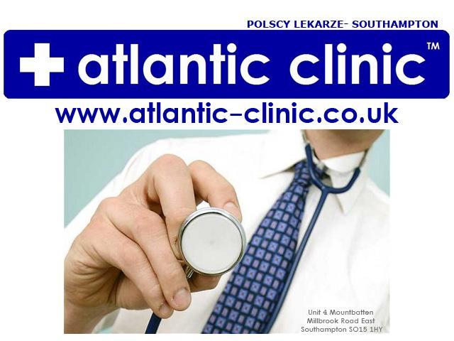 Polska klinika w Southampton - Polscy lekarze, stomatologia - 1