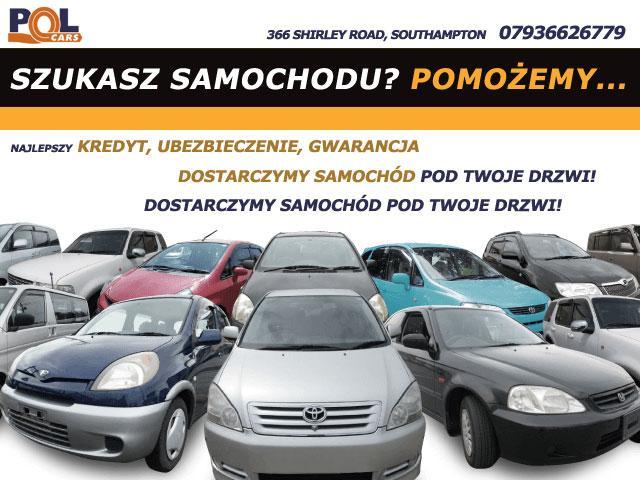 Sprzedaż aut, fachowe doradztwo, gwarancja, ubezpieczenie: POL CARS - 1