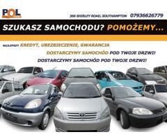 Sprzedaż aut, fachowe doradztwo, gwarancja, ubezpieczenie: POL CARS