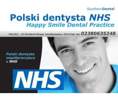Polski dentysta, Happy Smile Dental Practice