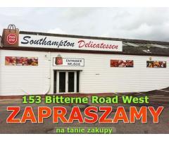 Polski sklep spożywczo monopolowy FoodStop