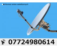 MONTAŻ ANTEN SATELITARNYCH oraz instalacje CCTV Southampton Bournemouth Portsmouth