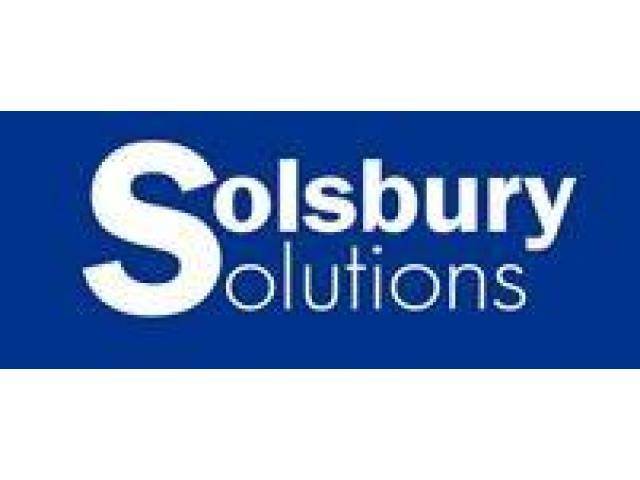 SOLSBURY SOLUTIONS - 1