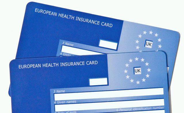 Ja Wyrobic Europejska Karte Ubezpieczenia Zdrowotnego Praca